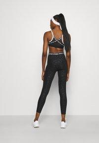 Nike Performance - Tights - black/white - 2