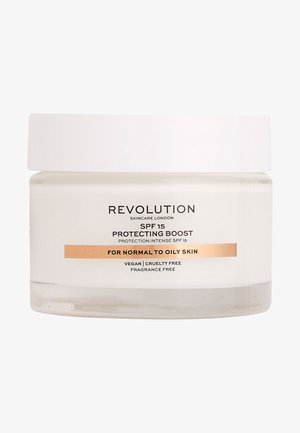 MOISTURE CREAM SPF15 NORMAL TO OILY SKIN - Face cream - -