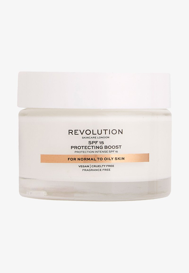 Revolution Skincare - MOISTURE CREAM SPF15 NORMAL TO OILY SKIN - Crema da giorno - -