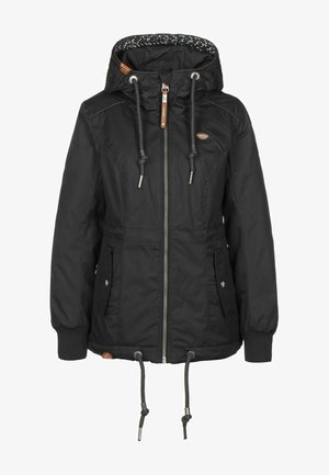 DANKA - Winter jacket - black