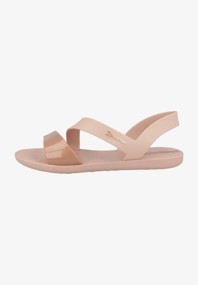 Sandaler - pink-pink metallic