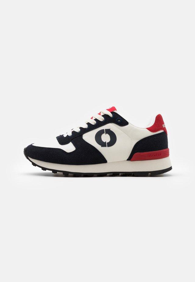 YALE KIDS UNISEX - Sneakersy niskie - red