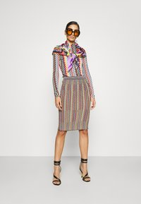 M Missoni - Long sleeved top - multicolor - 1