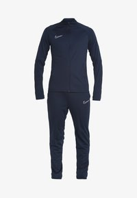 Nike Performance - DRY SUIT SET - Chándal - obsidian/white - 8