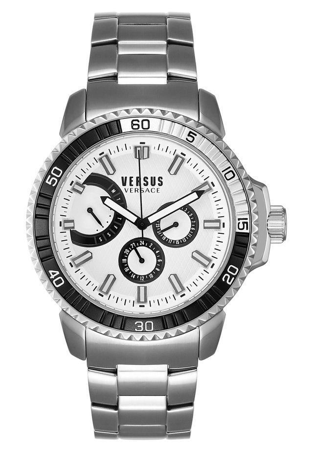 ABERDEEN EXTENSION - Uhr - silver-coloured/white