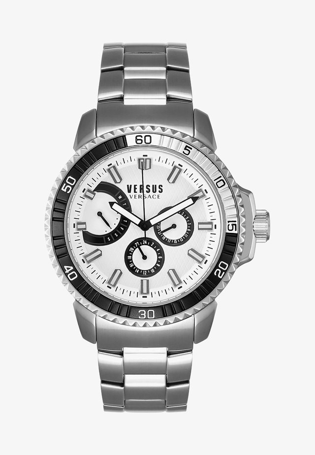 ABERDEEN EXTENSION - Montre - silver-coloured/white
