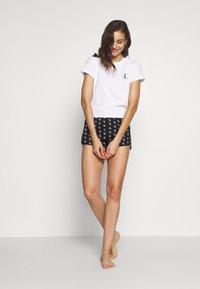 Calvin Klein Underwear - CK ONE LOUNGE CREW NECK - Pyjama top - white - 1