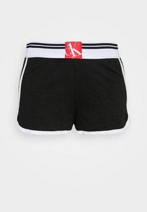 ONE SOCK LOUNGE SLEEP SHORT - Pantalón de pijama - black