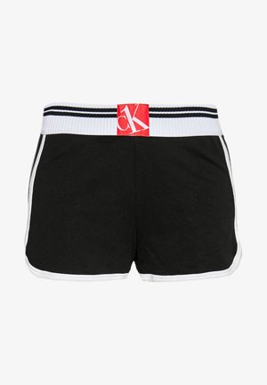 ONE SOCK LOUNGE SLEEP SHORT - Spodnie od piżamy - black