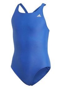 adidas Performance - SOLID FITNESS SWIMSUIT - Swimsuit - blue - 5