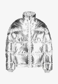 Napapijri - ART METALLIC - Zimní bunda - silver - 5