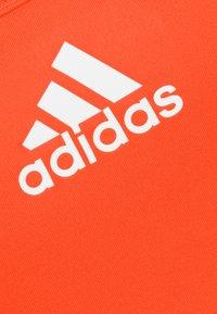 adidas Performance - ASK BRA - Sports bra - app/signal/orange - 2