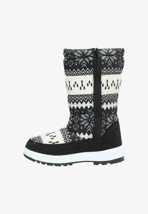 SNOW FUN  - Winter boots - zwart