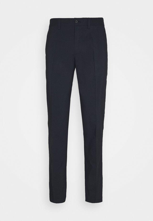 ELOF GOLF PANT - Trousers - navy