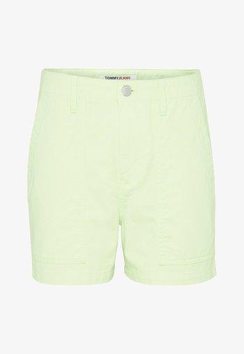 TJW HARPER HIGH RISE - Shorts - dusty lime