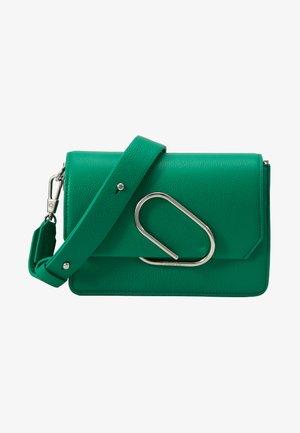 ALIX MINI SHOULDER BAG - Umhängetasche - kelly green