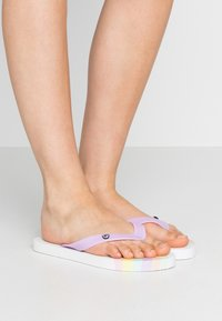 CHIARA FERRAGNI - Boty do bazénu - white/pastel - 0
