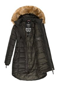 Navahoo - PAPAYA - Winter coat - dark grey - 4