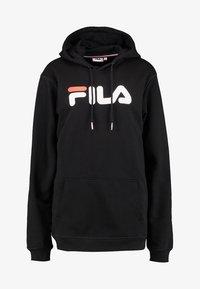 Fila Tall - PURE HOODY - Hoodie - black - 4