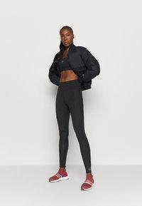 adidas by Stella McCartney - SUPPORT - Leggings - black - 1