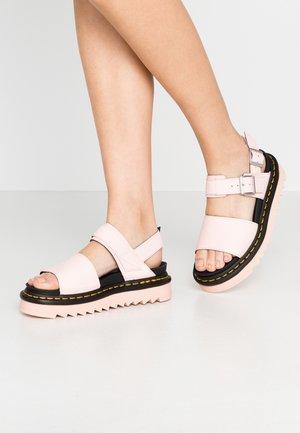 VOSS - Platform sandals - pink salt