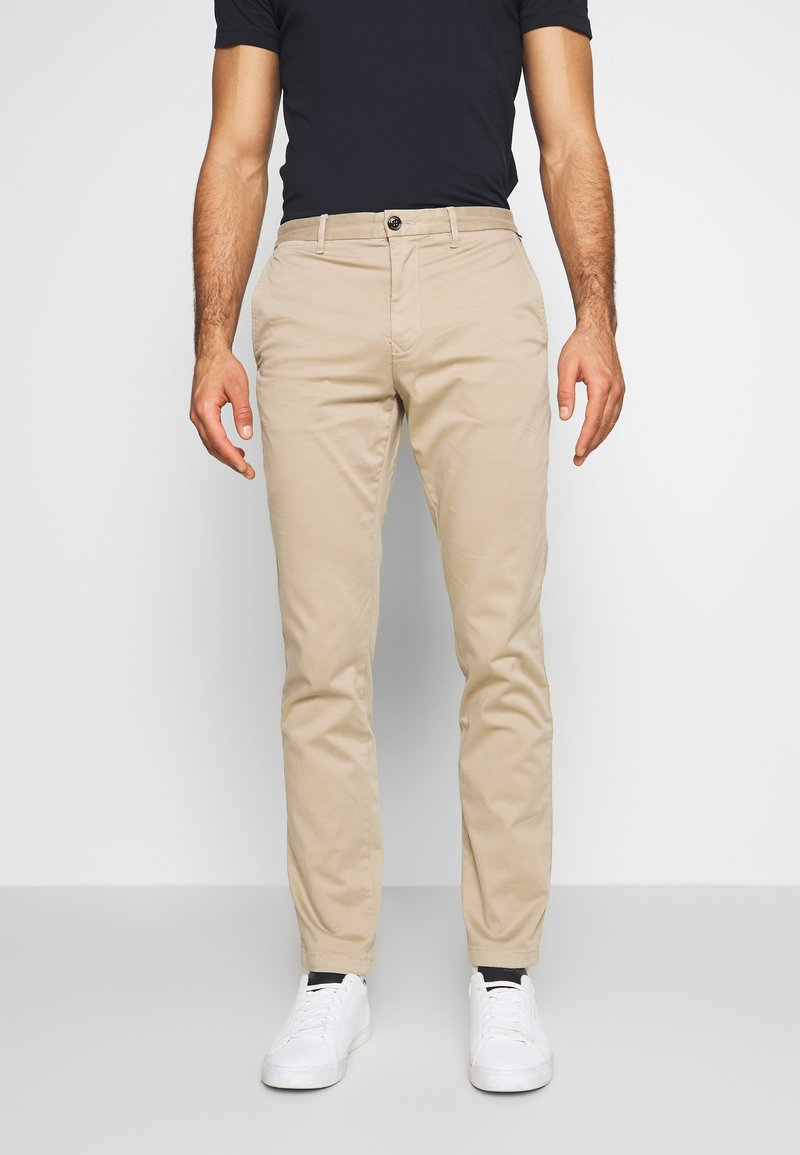 Tommy Hilfiger - CORE STRAIGHT FLEX - Chino - khaki