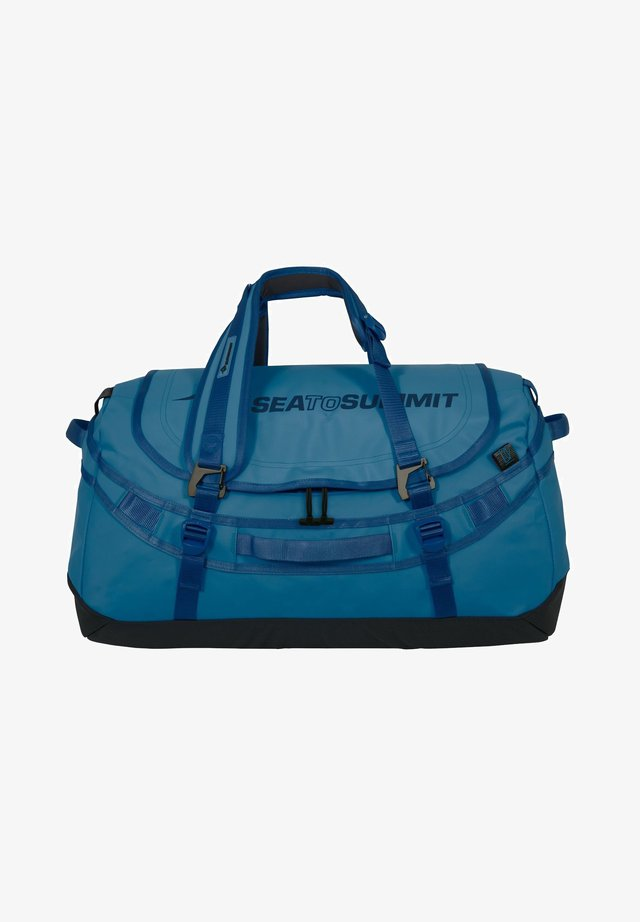 Holdall - dark blue