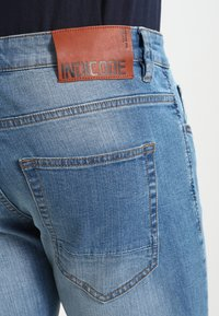 INDICODE JEANS - PITTSBURG - Slim fit jeans - blue wash - 4