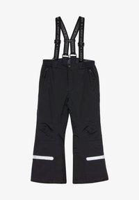 LEGO Wear - LWPOWAI  - Spodnie narciarskie - black - 4