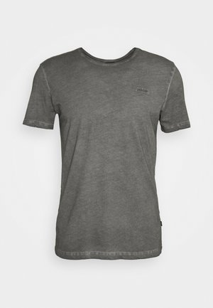 CLAYTON - Basic T-shirt - grey