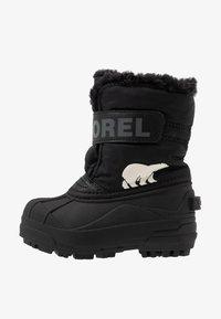 Sorel - CHILDRENS - Winter boots - black/charcoal - 1