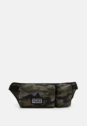 ACADEMY MULTI WAIST BAG UNISEX - Ledvinka - forest night
