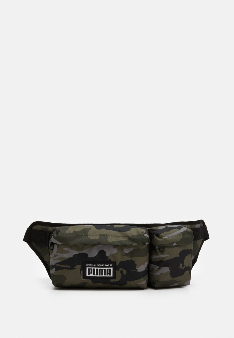 Puma - ACADEMY MULTI WAIST BAG UNISEX - Bum bag - forest night