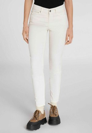 THE BAXTOR - Slim fit jeans - offwhite