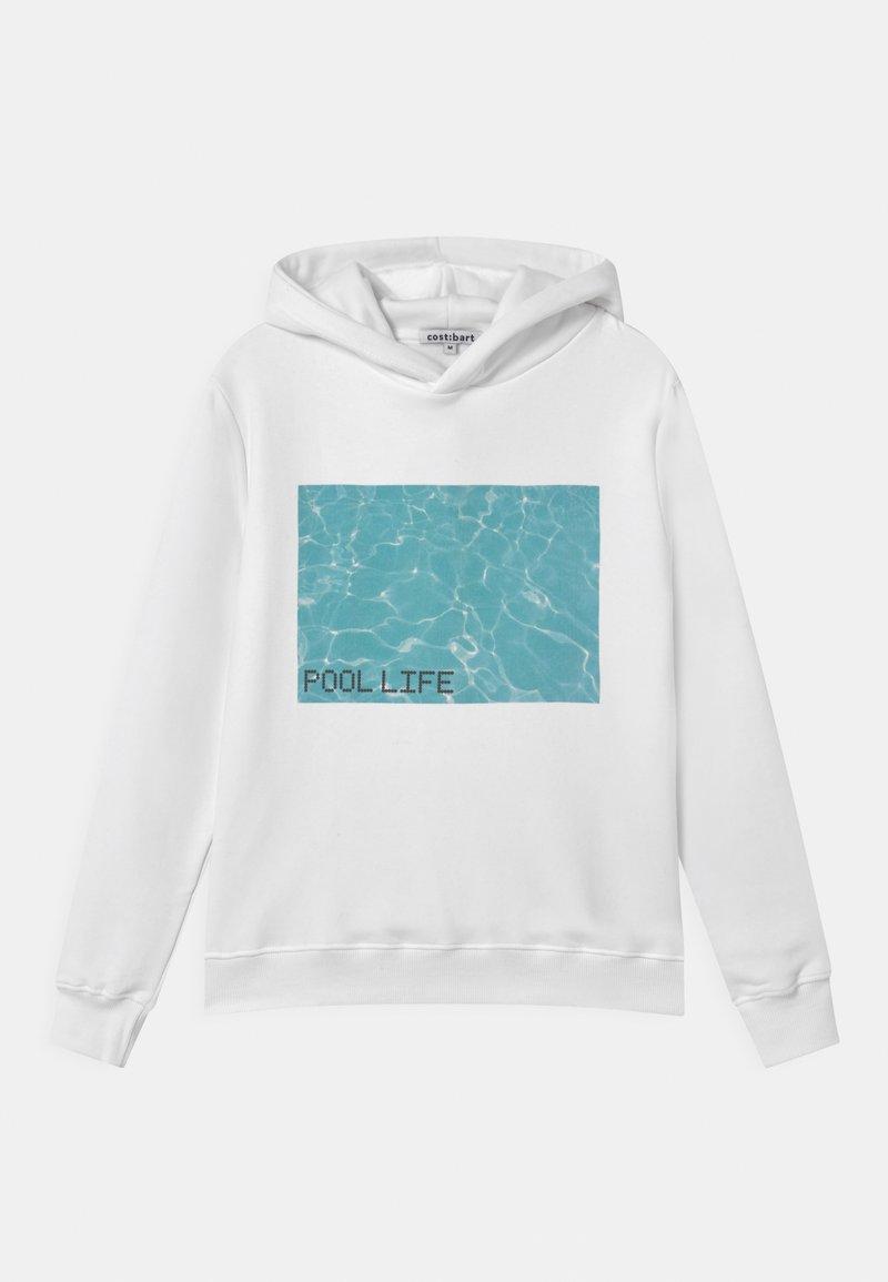 Cost:bart - MAJA HOODIE - Sweatshirt - bright white