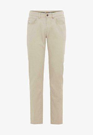 HOUSTON - Slim fit jeans - beige