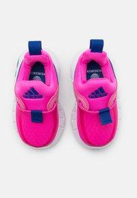 adidas Performance - RAPIDAZEN UNISEX - Kuntoilukengät - screaming pink/team royal blue/footwear white - 3