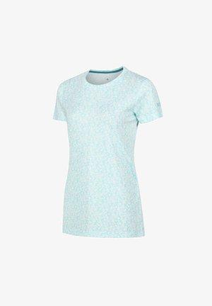Print T-shirt - coolaquaflor