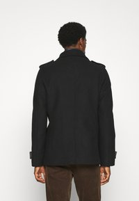TOM TAILOR DENIM - CABAN - Short coat - black - 2