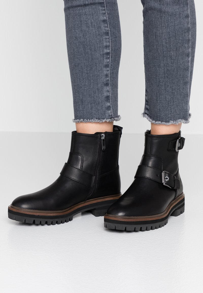Timberland - LONDON SQUARE - Santiags - black