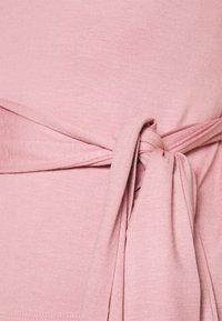 Trendyol - Print T-shirt - rose - 4