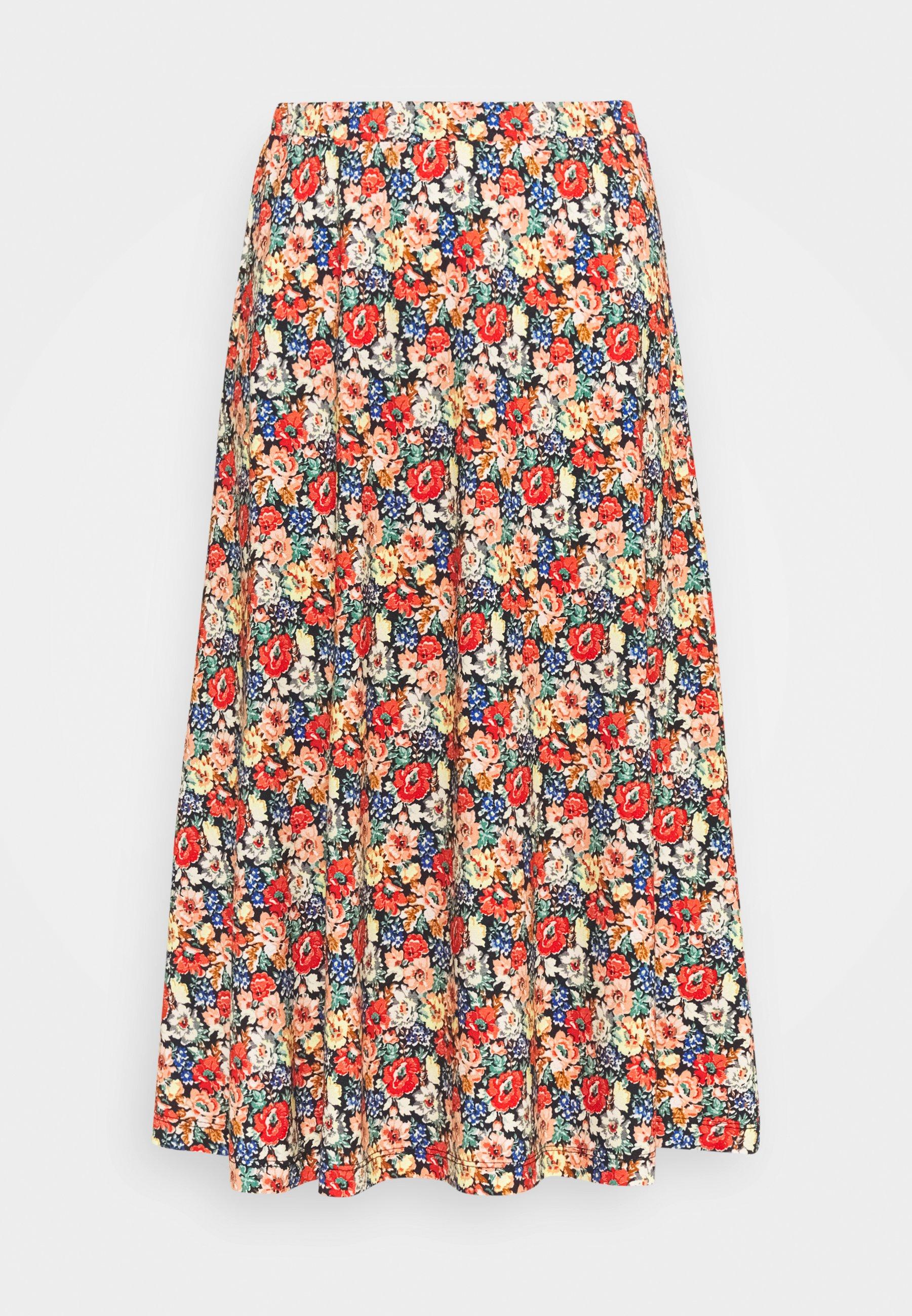Women JUNO MIDI SKIRT SANTA ROSA - A-line skirt