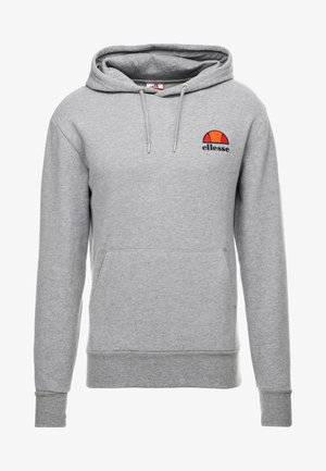 Kapuzenpullover - athletic grey marl