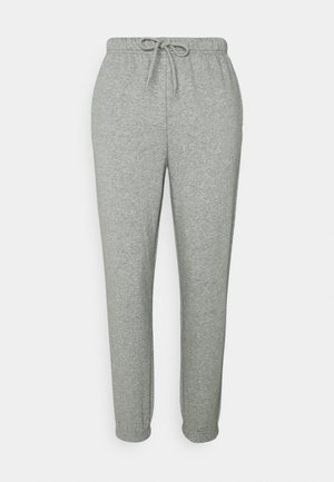 PCCHILLI - Tracksuit bottoms - medium grey melange