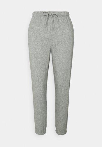 PCCHILLI PANTS - Pantalones deportivos - medium grey melange