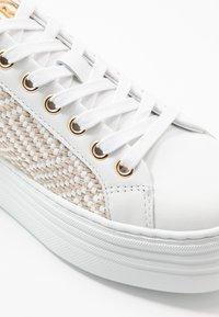 Bogner - ORLANDO - Sneakersy niskie - white - 2
