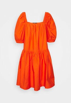 RONJA DRESS - Kjole - orangeade