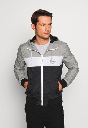 KEYES - Summer jacket - light grey
