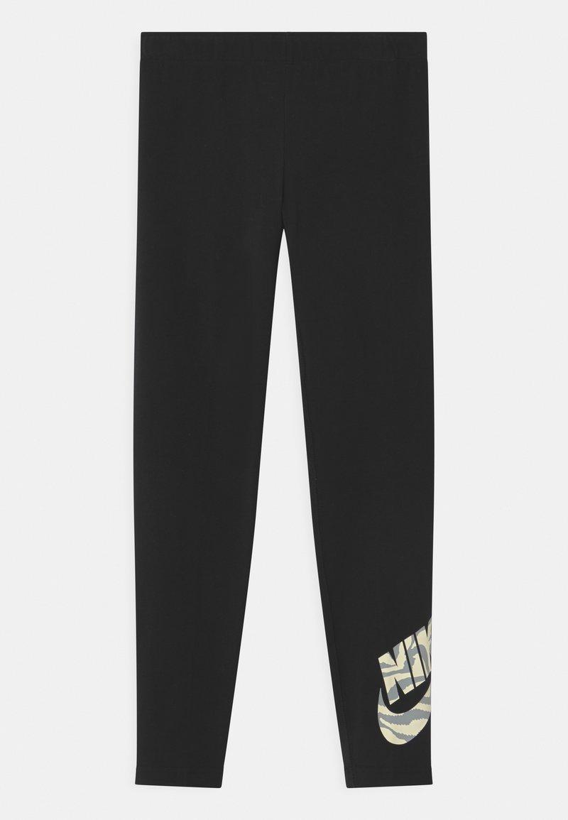 Nike Sportswear - FAVORITES FILL - Leggings - black