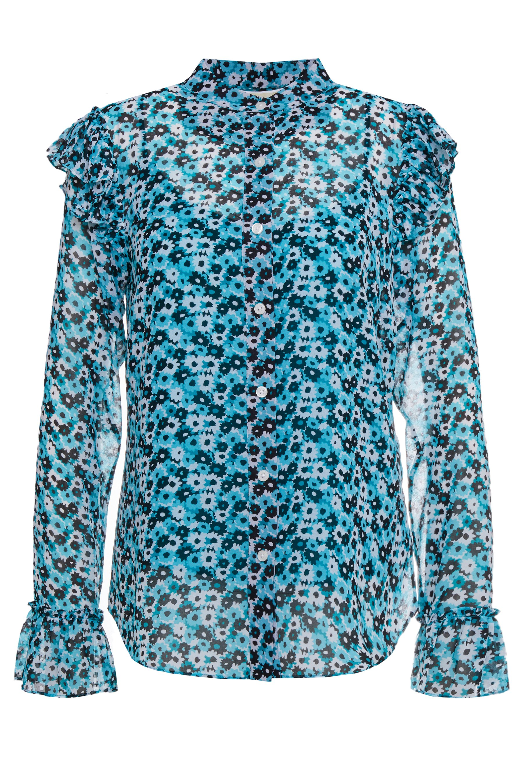 MICHAEL Michael Kors CARNATION Skjorte tileblueblack